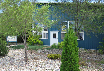 Kalispell warehouse rentals.  Ash Center at 465 Ash Road, Kalispell, Montana.  Affordable office and commercial warehouse rentals in Kalispell, Montana.